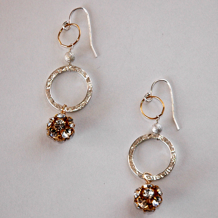 Constellation Earrings- Hurricane By jane