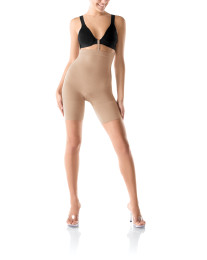 Slim Cognito Seamless Mid-Thigh Bodysuit: Spanx