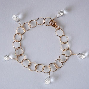 Crystal Persuasion Bracelet: Hurricane by Jane