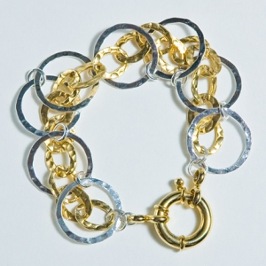 Heavy Metal Bracelet: Hurricane by Jane