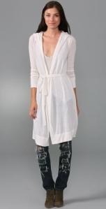 Cashmere Duster Cardigan: Shopbop.com