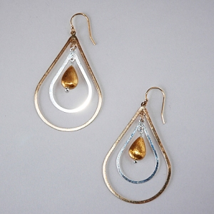Mobile Earrings: Hurricane by Jane