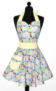 Vintage Inspired Apron: Bambino Amore