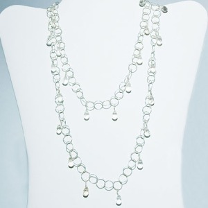 Crystal Multitasker Sterling Silver: Hurricane by Jane