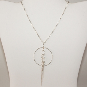 Waterfall Necklace: Hurricane by Jane