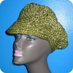 Newsboy Hat: Anna Kula
