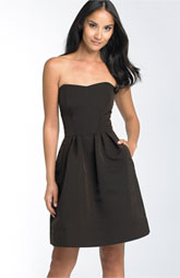 Shoshanna Strapless Sweetheart Dress, $212: Nordstrom
