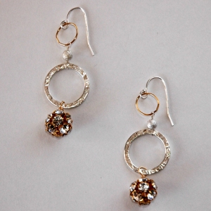 Constellation Earrings, $57: Hurricane by Jane Jewerly
