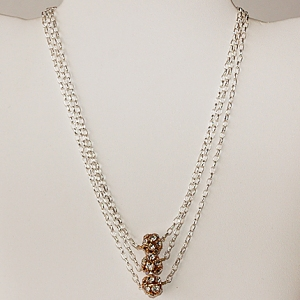 Boogie Nights Necklace $99, Hurricane by Jane Jewelry