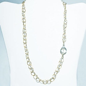 Duotastic Necklace, $77: Hurricane by Jane Jewelry