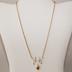 Princess Necklace, $79: Hurricane by Jane Jewelry
